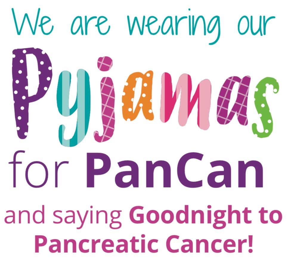 Pyjamas for PanCan - 16th April 2019
