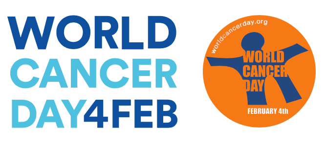 World Cancer Day is 4th February 2019