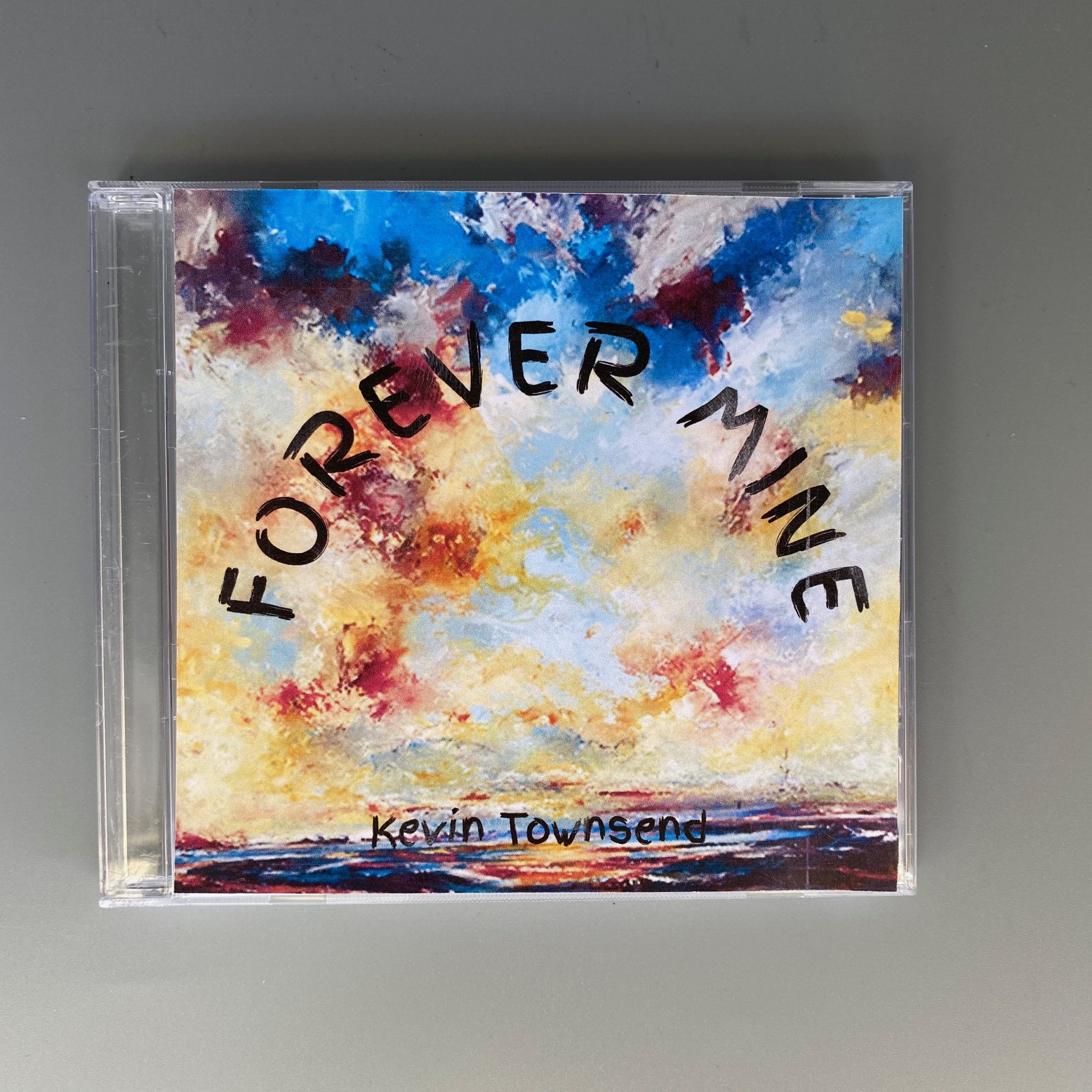 Forever Mine CD By Kevin Townsend