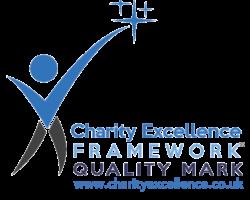 Charity Excellence Framework QM Logo