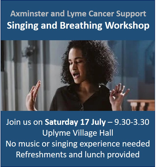 Singing Workshop – 17th July 2021